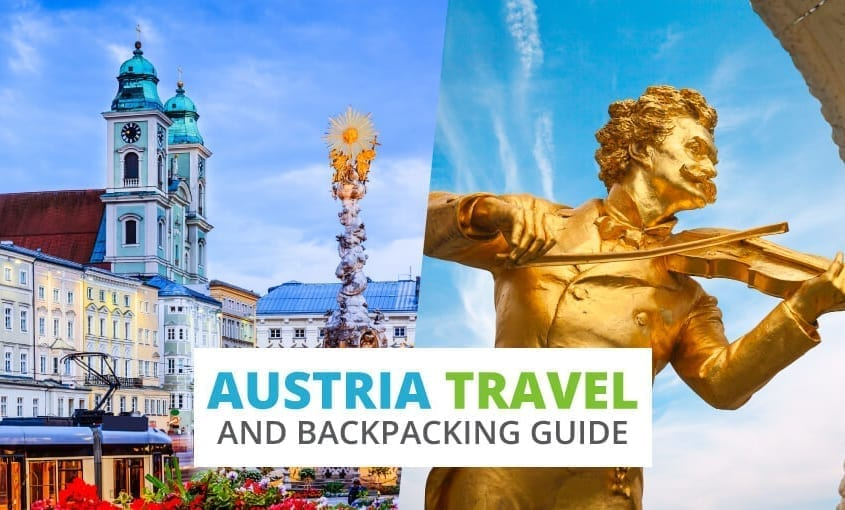 Austria travel and backpacking information.