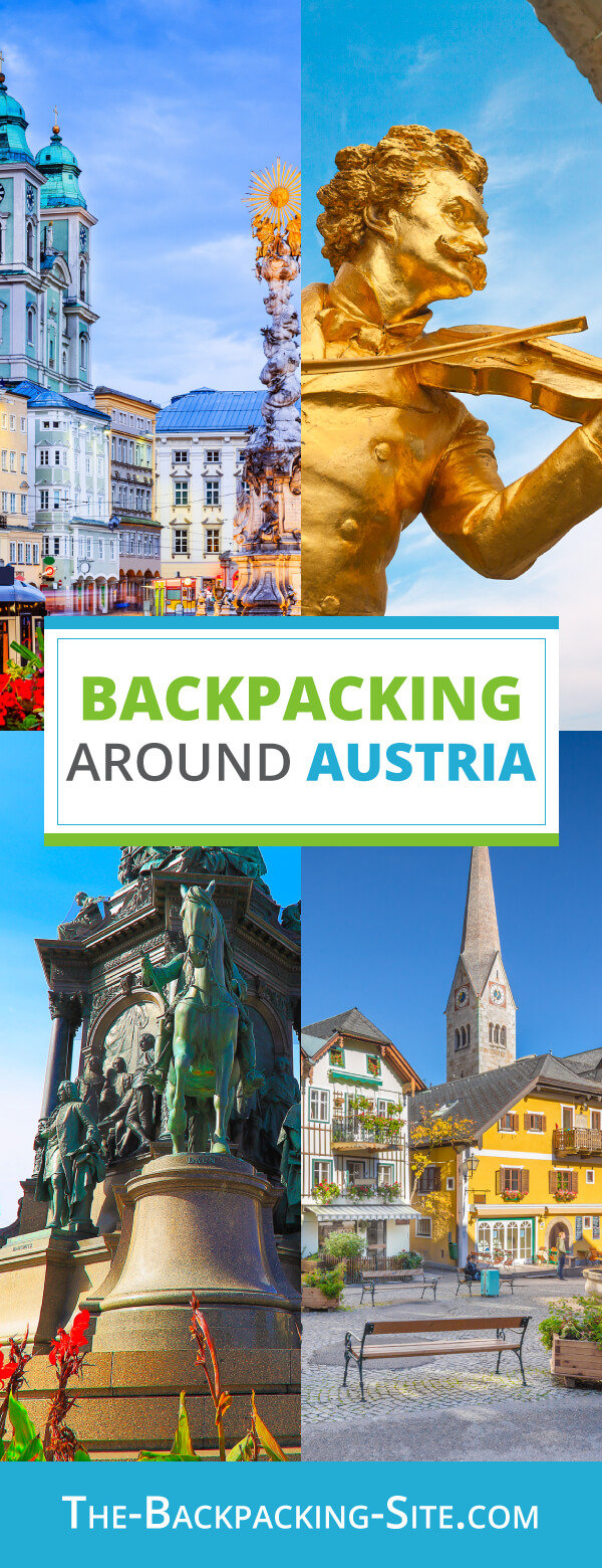 A guide for backpacking around Austria. Get important travelers information when it comes to Austria including visa requirements, employment opportunities, common Austrian phrases and translation, as well as Austria hostels.