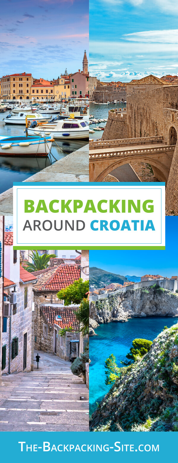 A guide for backpacking around Croatia. Get important travelers information when it comes to Croatia including visa requirements, employment opportunities, common Croatian phrases and translation, as well as Croatia hostels.