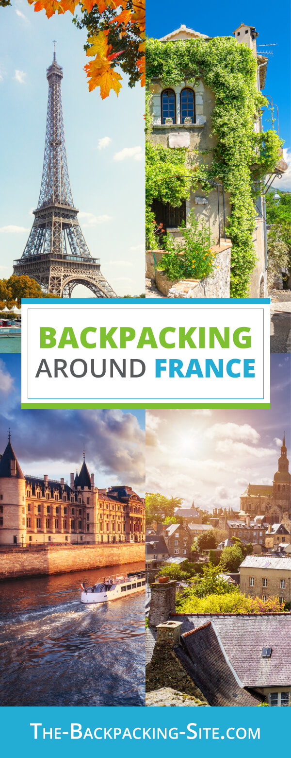 A guide for backpacking around France. Get important travelers information when it comes to France including visa requirements, employment opportunities, common France phrases and translation, as well as French hostels.