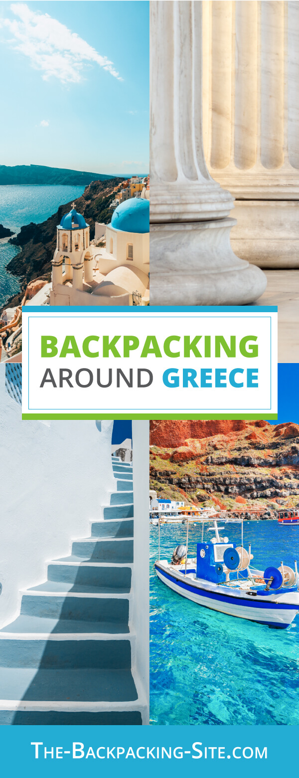 Greece travel and backpacking information including entry visa requirements, work for backpackers, Greece hostels, and Greek phrasebook. A great starting point for your backpacking trip to Greece.