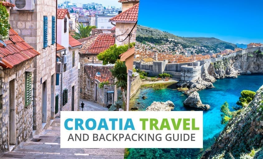 A collection of Croatia travel and backpacking resources including Croatia travel, entry visa requirements, employment for backpackers, and Croatian phrasebook.