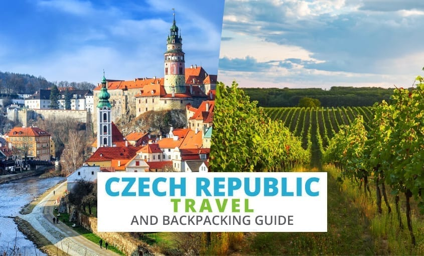 A collection of Czech Republic travel and backpacking resources including Czech Republic travel, entry visa requirements, employment for backpackers, and Czech phrasebook.