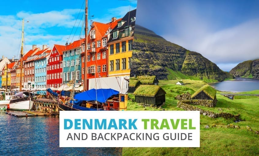 A collection of Denmark travel and backpacking resources including Demark travel, entry visa requirements, employment for backpackers, and Danish phrasebook.