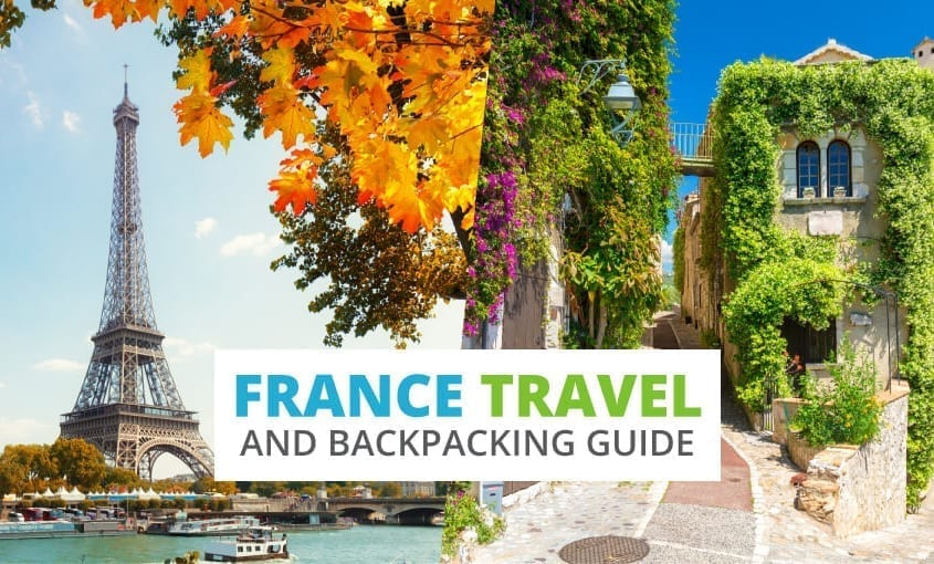 France Travel and Backpacking Guide - The Backpacking Site