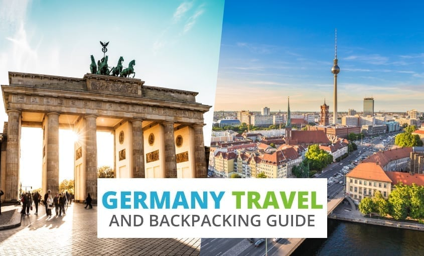 Germany Travel and Backpacking - The Backpacking Site
