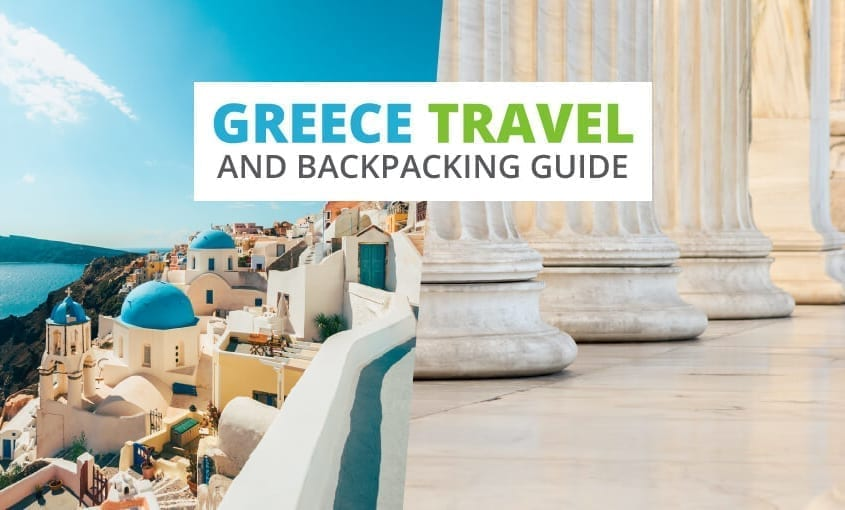 Greece Travel and Backpacking Guide - The Backpacking Site