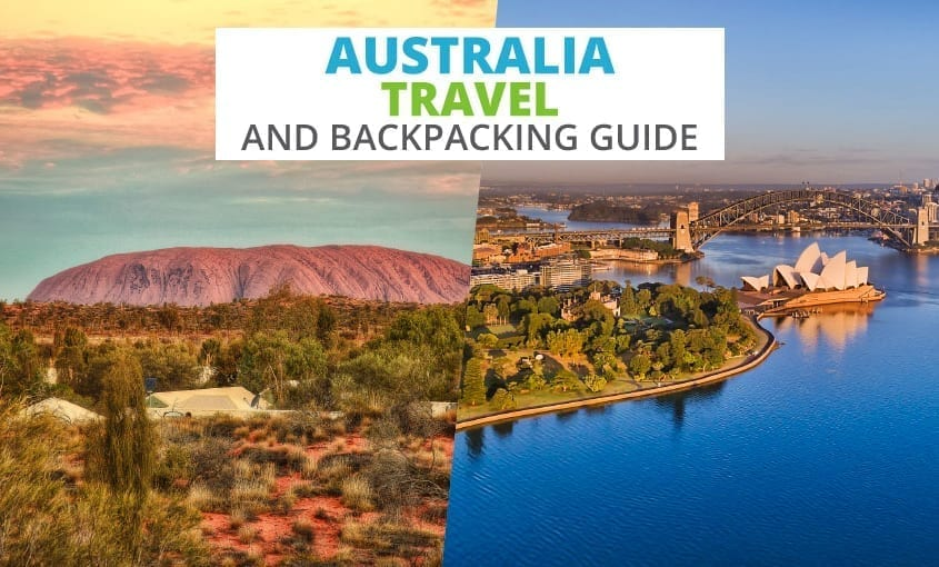 A collection of Australia travel and backpacking resources including Australia travel, entry visa requirements, and employment for backpackers.