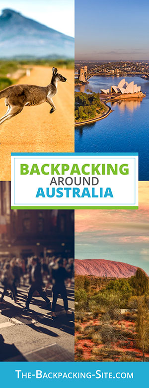 A guide for backpacking around Australia. Get important travelers information when it comes to Australia including visa requirements, employment opportunities,  as well as Australia hostels.
