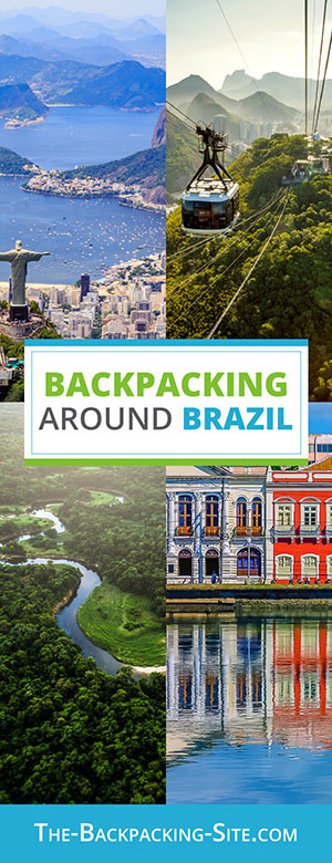 A guide for backpacking around Brazil. Get important travelers information when it comes to Brazil including visa requirements, employment opportunities, common Portuguese phrases and translation, as well as Brazil hostels.