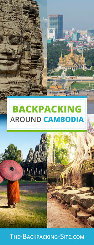 A guide for backpacking around Cambodia. Get important travelers information when it comes to Cambodia including visa requirements, employment opportunities,as well as Cambodia hostels.