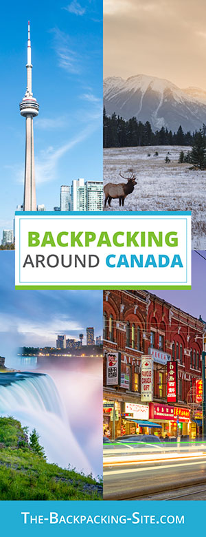 A guide for backpacking around Canada. Get important travelers information when it comes to Canada including visa requirements, employment opportunities, common French phrases and translation, as well as Canada hostels.