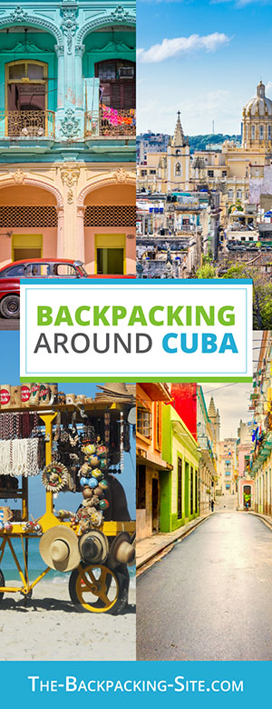 employment for backpackers, and Spanish phrasebook.   A guide for backpacking around Cuba. Get important travelers information when it comes to Cuba including visa requirements, employment opportunities, common Spanish phrases and translation, as well as Cuba hostels.