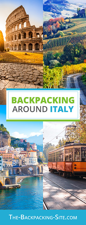 A guide for backpacking around Italian. Get important travelers information when it comes to Italian including visa requirements, employment opportunities, common Italian phrases and translation, as well as Italian hostels.