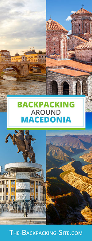 A guide for backpacking around Macedonia. Get important travelers information when it comes to Macedonia including visa requirements, employment opportunities, common Macedonian phrases and translation, as well as Macedonia hostels.