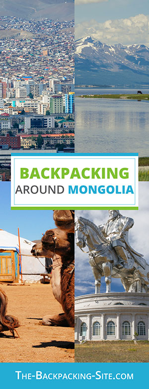 A guide for backpacking around Mongolia. Get important travelers information when it comes to Mongolia including visa requirements, employment opportunities, common [countries language example French for France] phrases and translation, as well as Mongolia hostels.