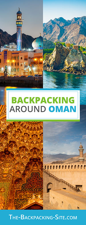 A guide for backpacking around Oman. Get important travelers information when it comes to Oman including visa requirements, employment opportunities, common Arabic phrases and translation, as well as Oman hostels.