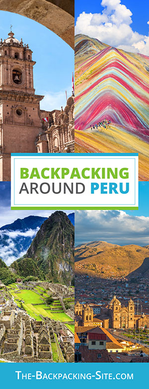 A guide for backpacking around Peru. Get important travelers information when it comes to Peru including visa requirements, employment opportunities, common Spanish phrases and translation, as well as Peru hostels.