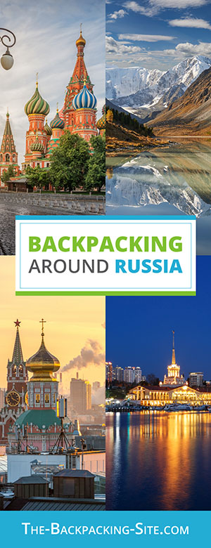 A guide for backpacking around Russia. Get important travelers information when it comes to Russia including visa requirements, employment opportunities, common Russian phrases and translation, as well as Russia hostels.