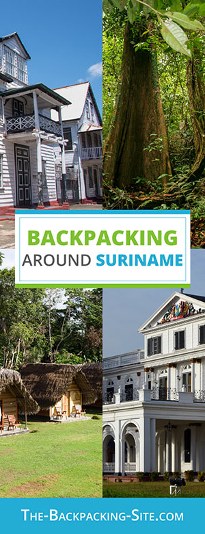 A collection of Suriname travel and backpacking resources including Suriname travel, entry visa requirements, employment for backpackers, and  Dutch Surinamen phrasebook.