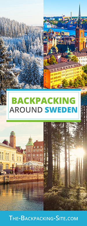 A guide for backpacking around Sweden. Get important travelers information when it comes to Sweden including visa requirements, employment opportunities, common Swedish phrases and translation, as well as Sweden hostels.