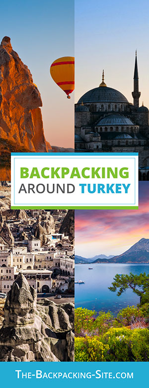 A guide for backpacking around Turkey. Get important travelers information when it comes to Turkey including visa requirements, employment opportunities, common Turkish phrases and translation, as well as Turkey hostels.