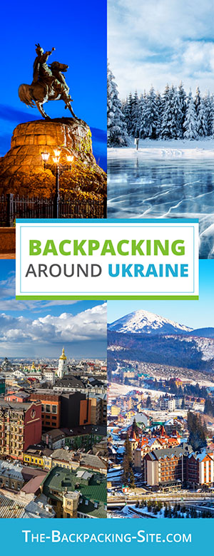 A guide for backpacking around Ukraine. Get important travelers information when it comes to Ukraine including visa requirements, employment opportunities, common Ukrainian/Russian phrases and translation, as well as Ukraine hostels.