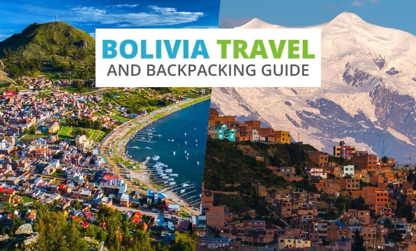 A collection of Bolivia travel and backpacking resources including Bolivia travel, entry visa requirements, employment for backpackers, and Spanish phrasebook.