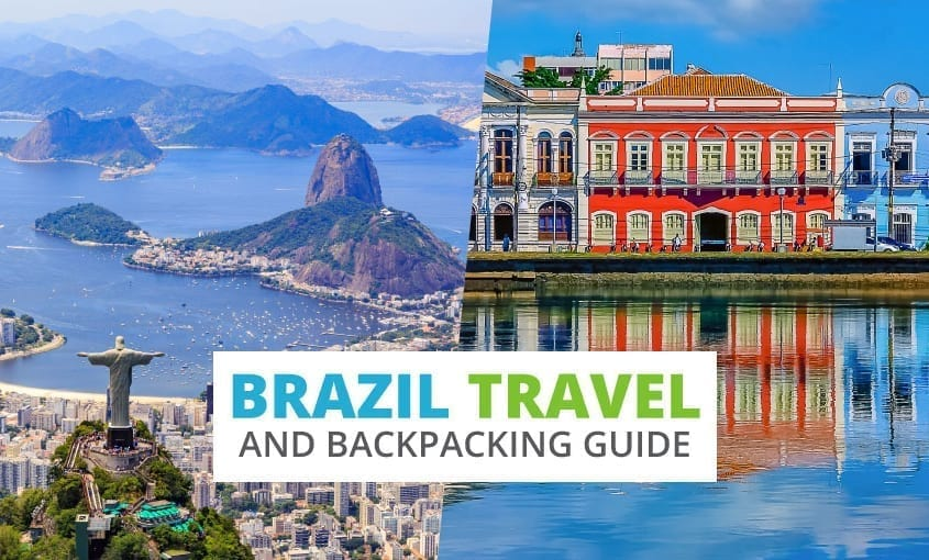 Brazil Travel and Backpacking - The Backpacking Site
