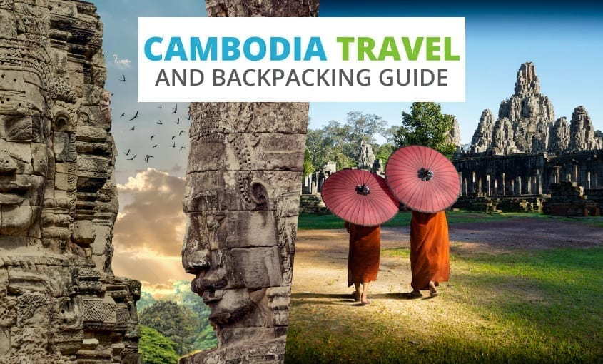 A collection of Cambodia travel and backpacking resources including Cambodia travel, entry visa requirements, and employment for backpackers.