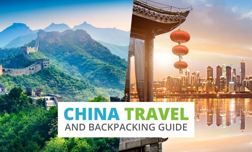 A collection of China travel and backpacking resources including China travel, entry visa requirements, employment for backpackers, and Cantonese phrasebook.