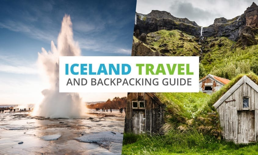 A collection of Iceland travel and backpacking resources including Iceland travel, entry visa requirements, employment for backpackers, and Icelandic phrasebook.