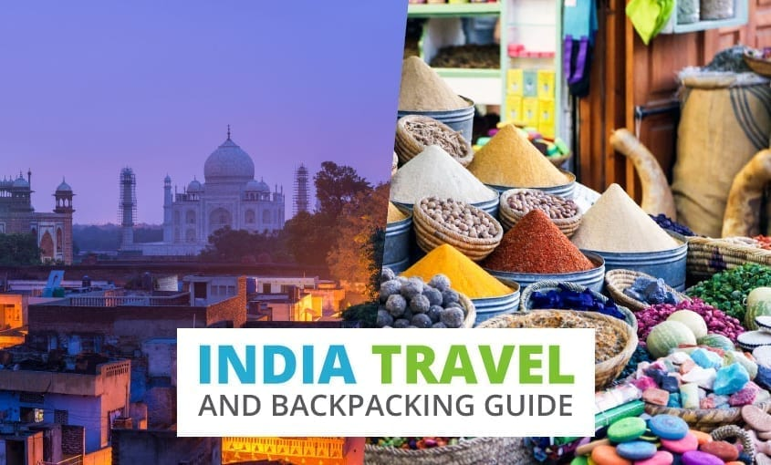 A collection of India travel and backpacking resources including India travel, entry visa requirements, employment for backpackers, and Hindi phrasebook.