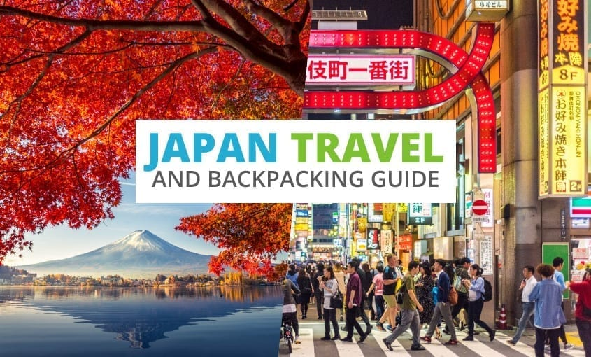 A collection of Japan travel and backpacking resources including Japan travel, entry visa requirements, employment for backpackers, and Japanese phrasebook.