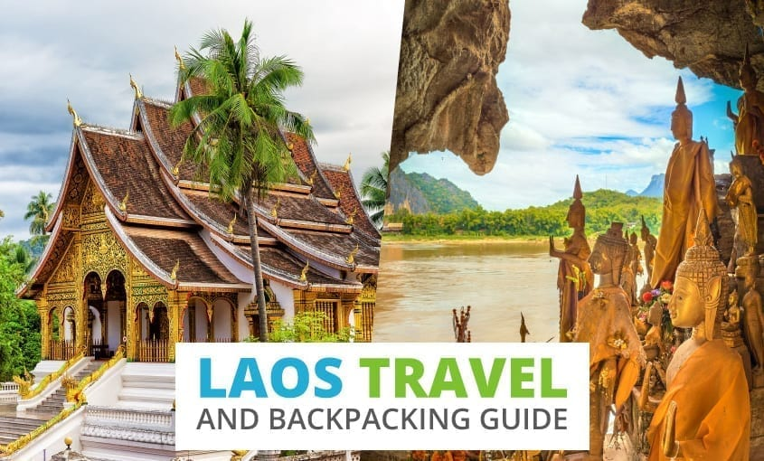 A collection of Laos travel and backpacking resources including Laos travel, entry visa requirements, and employment for backpackers.