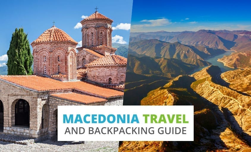 A collection of Macedonia travel and backpacking resources including Macedonia travel, entry visa requirements, employment for backpackers, and Macedonian phrasebook.