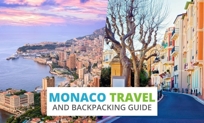 A collection of Monaco travel and backpacking resources including Monaco travel, entry visa requirements, employment for backpackers, and French phrasebook.