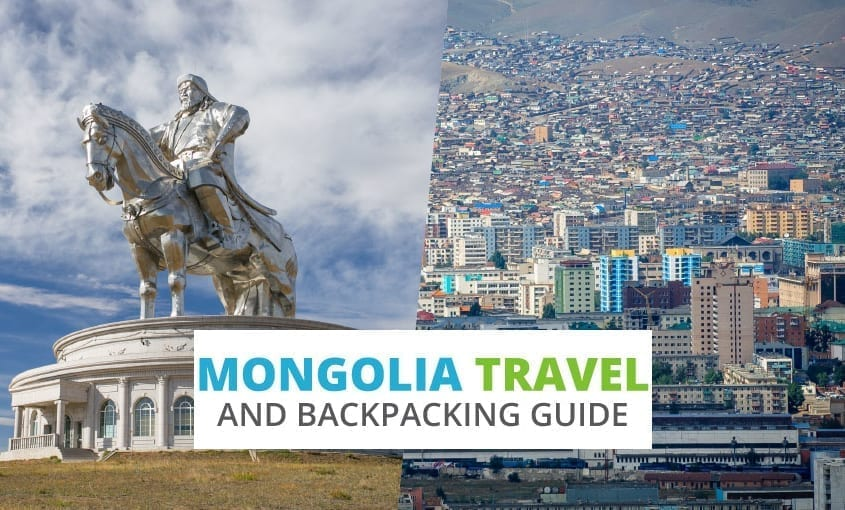 A collection of Mongolia travel and backpacking resources including Mongolia travel, entry visa requirements, employment for backpackers, and Khalkh Mongolian phrasebook.