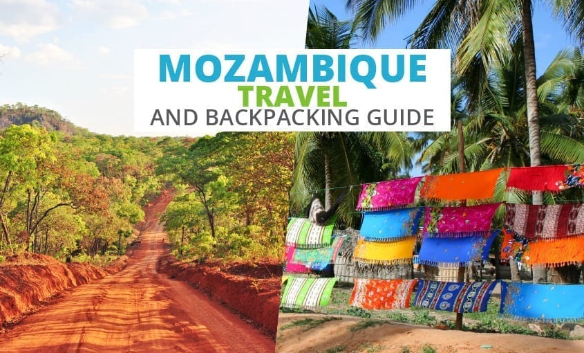 A collection of Mozambique travel and backpacking resources including Mozambique travel, entry visa requirements, employment for backpackers, and Portuguese phrasebook.