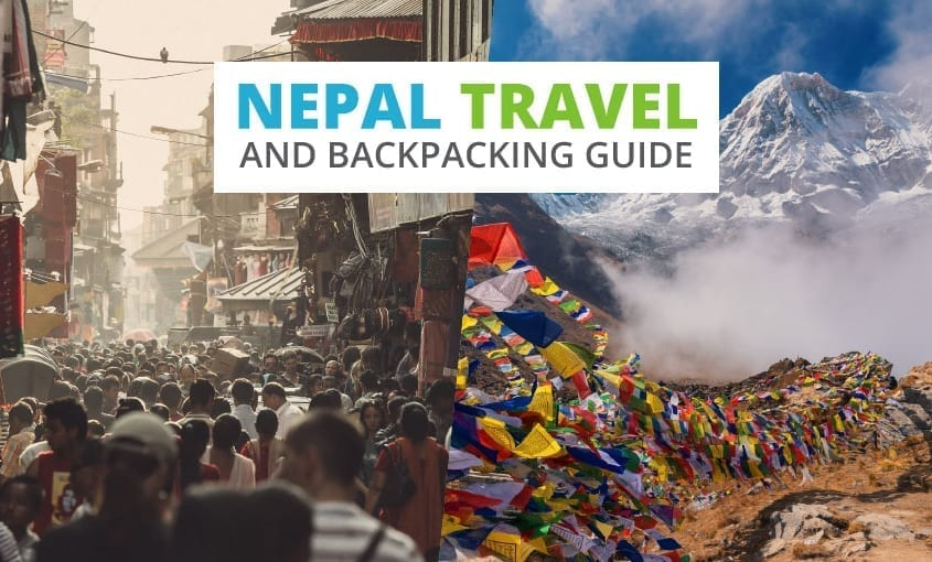 A collection of Nepal travel and backpacking resources including Nepal travel, entry visa requirements, and employment for backpackers.