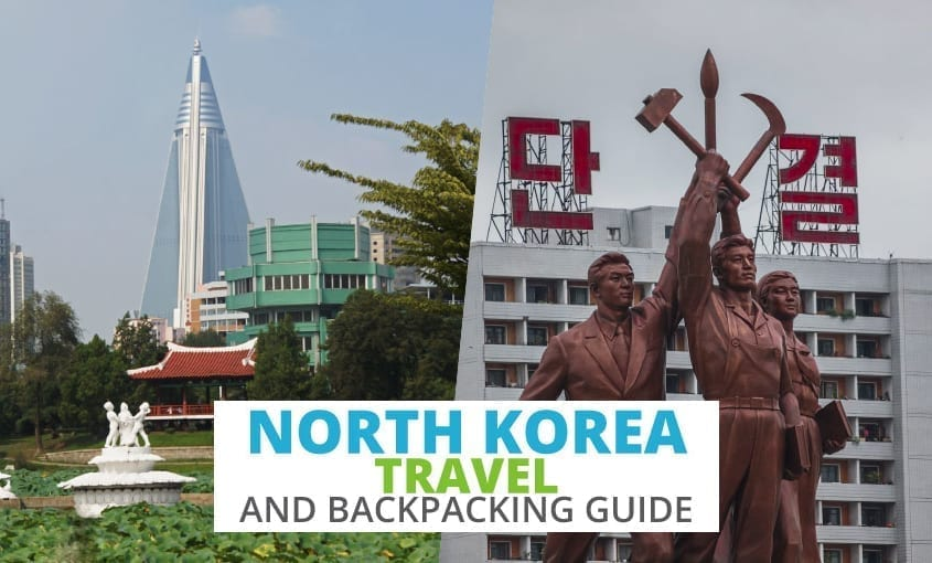 A collection of North Korea travel and backpacking resources including North Korea travel, entry visa requirements, and employment for backpackers.