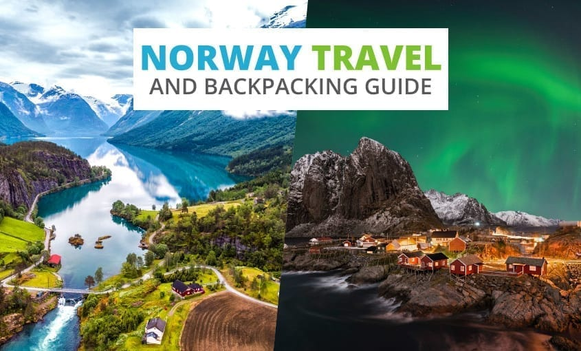 A collection of Norway travel and backpacking resources including Norway travel, entry visa requirements, employment for backpackers, and Norwegian phrasebook.