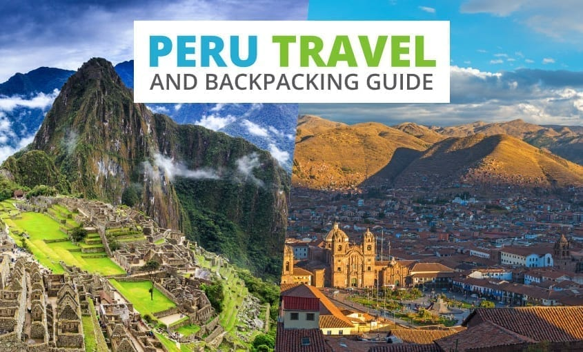 A collection of Peru travel and backpacking resources including Peru travel, entry visa requirements, employment for backpackers, and Spanish phrasebook.