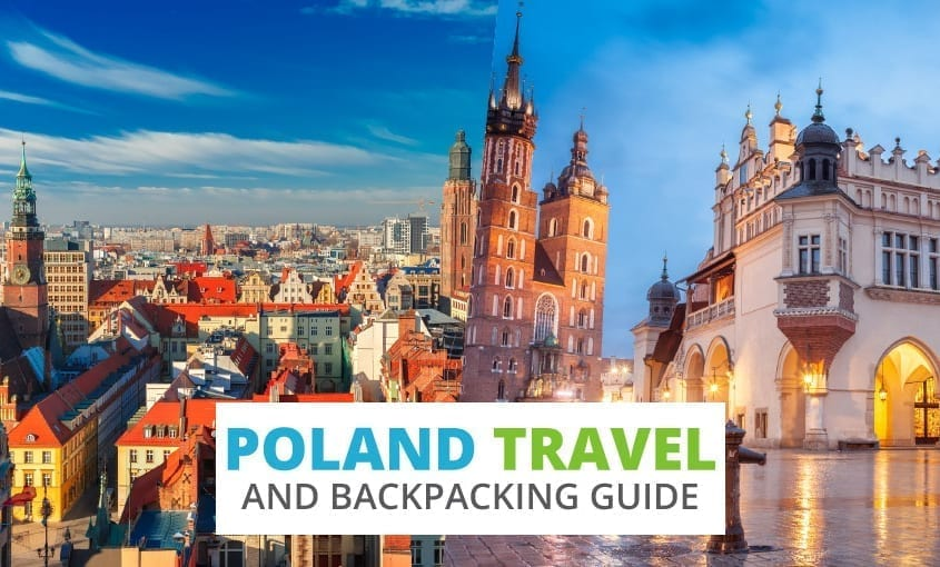 A collection of Polish travel and backpacking resources including Polish travel, entry visa requirements, employment for backpackers, and Polish phrasebook.
