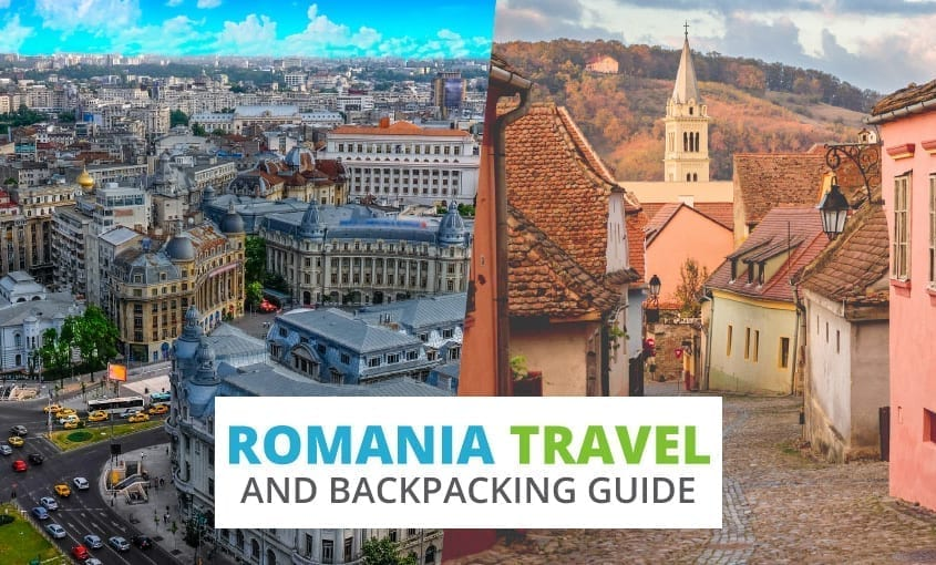 A collection of Romania travel and backpacking resources including Romania travel, entry visa requirements, employment for backpackers, and Romanian phrasebook.