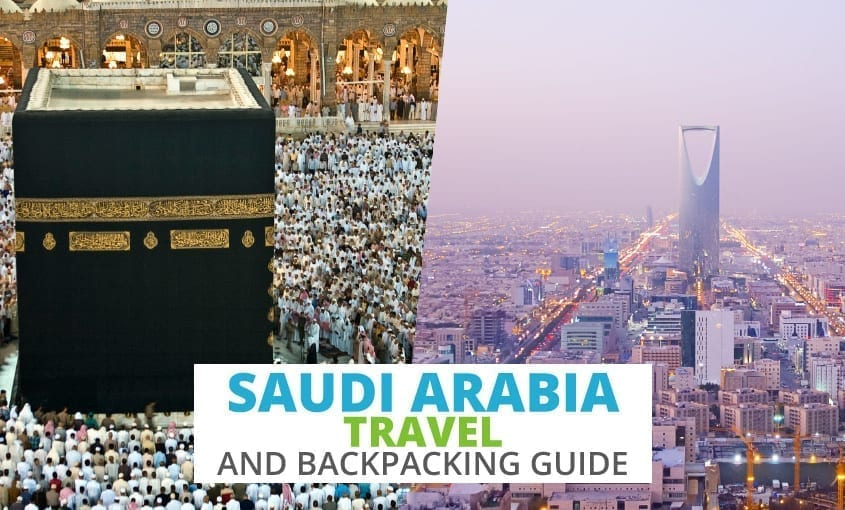 A collection of Saudi Arabia travel and backpacking resources including Saudi Arabia travel, entry visa requirements, employment for backpackers, and Arabic phrasebook.