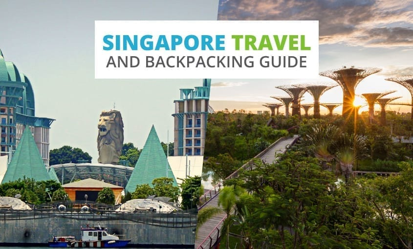 A collection of Singapore travel and backpacking resources including Singapore travel, entry visa requirements, employment for backpackers, and Mandarin phrasebook.