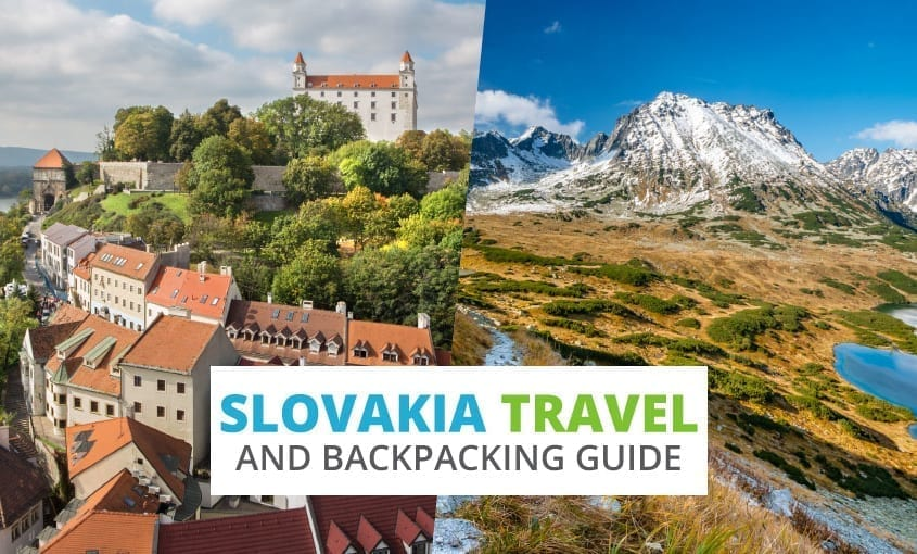A collection of Slovakia travel and backpacking resources including Slovakia travel, entry visa requirements, employment for backpackers, and Slovak phrasebook.