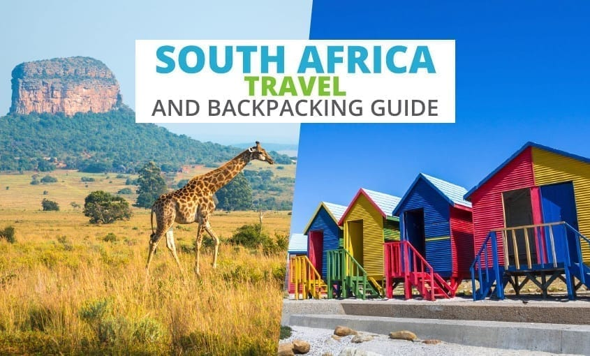 South Africa Travel and Backpacking - The Backpacking Site