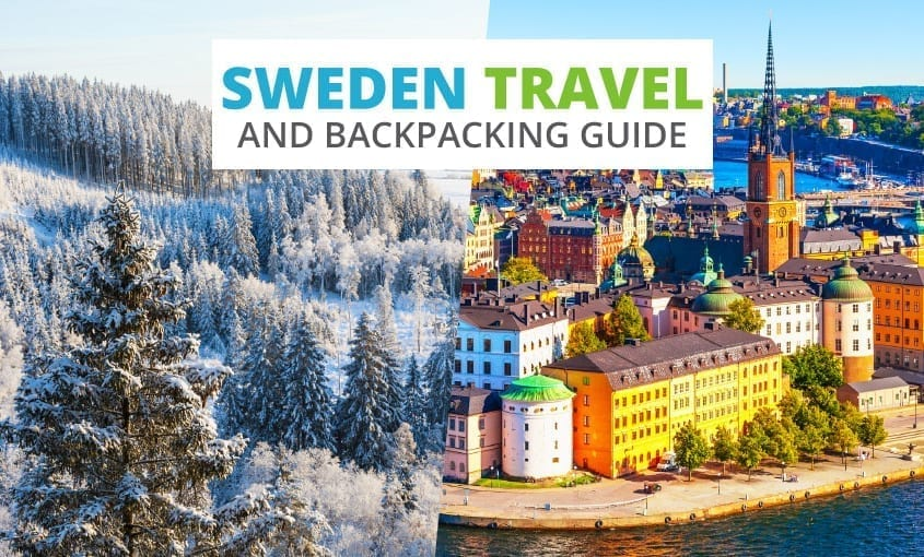 A collection of Sweden travel and backpacking resources including Sweden travel, entry visa requirements, employment for backpackers, and Swedish phrasebook.